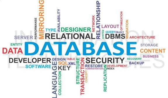 database-word-cloud